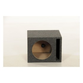 "Q POWER 12"" Vented MDF subwoofer box"