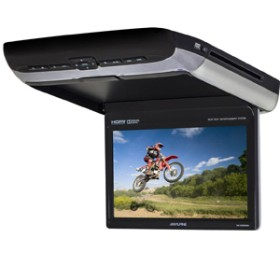 "ALPINE PKGRSE3HDM 10.2"" DVD/HDMI/USB Rear Seat Entertainment System"