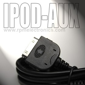 IPOD AUX Car Adapter Kit for Honda & Acura Type 1 (1998-2006)